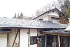屋根葺き替え完成