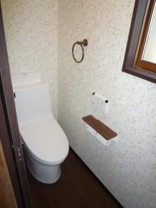 W800Q75_1階トイレ 完成