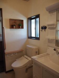 洗面室 トイレ
