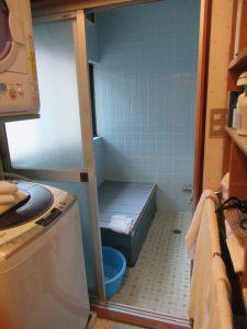 浴室Before1
