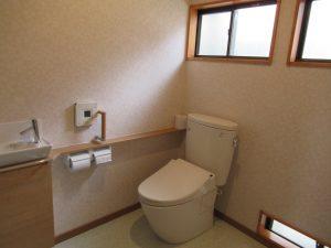 トイレAfter1